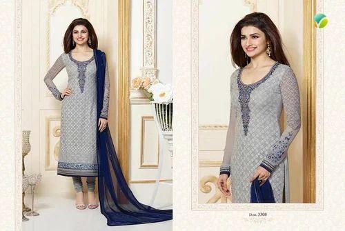 fb6e2ce514 Fancy Suit, Salwar Suit, Women Salwar Suits - Make Tex India, Surat ...