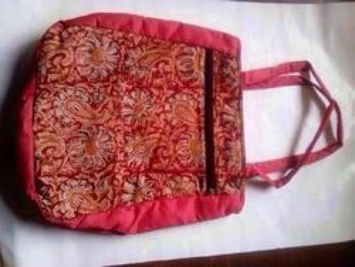 f53abc4779 Luxury Bags - Wholesaler of Ladies Cotton Hand Bags & Kalamkari ...