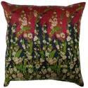 Indian Silk Cushion Cover