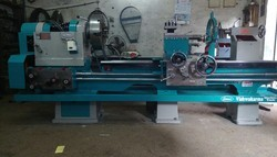 Double Shaft Lathe Machine