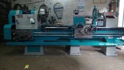 LHD-10 Double Shaft Lathe Machine