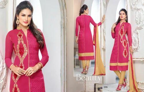 3c61043740f Cotton Embroidered Designer Fancy Dress
