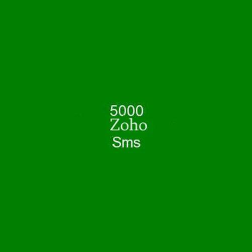 Free 5000 Zoho Plugin Bulk Sms, Bulk Sms Service - Elion