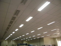 Gyproc Gypsum Fire Rated Ceiling, for Hospital, Thickness: 5 mm