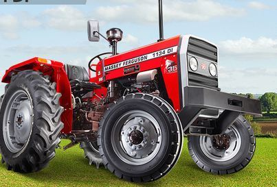 MF 1134 DI Tractors - View Specifications & Details of Massey