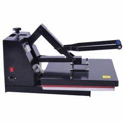 Flat Press Sublimation Machine
