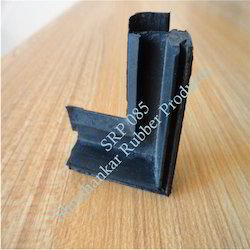 EPDM L Type Aluminium Section Rubber Gaskets