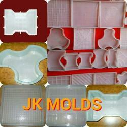 Interlocking Plastic Molds