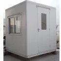 Customized Security Cabin