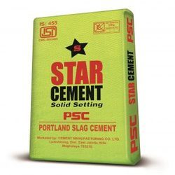 Portland Pozzolana Cement - View Specifications & Details of Star