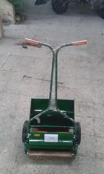 Manual Reel Lawn Mower