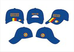 Printed Sports Cap