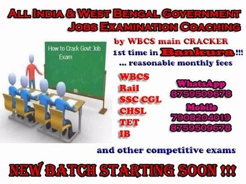Wbcs Coaching Center, Kolkata - School / College / Coaching