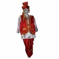 Punjabi Dance Costume