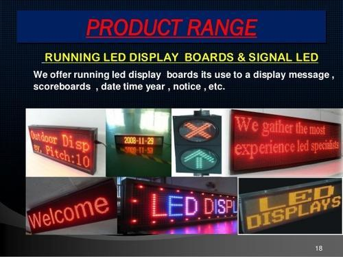 LED Custom Neon Boards And Matrix Glow Display System - AD Worldwide