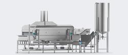 Automatic Potato Wafer Making Plant