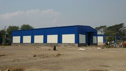 Prefabricated Structural Shed