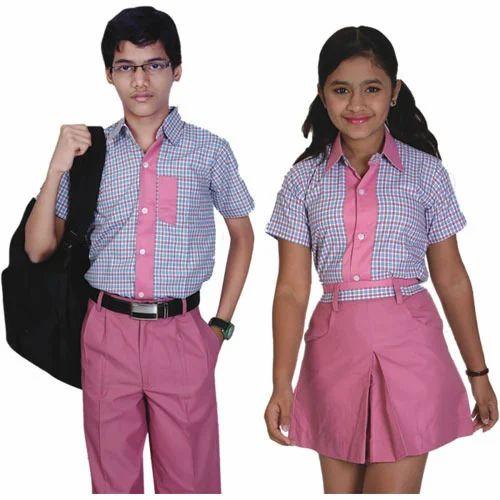 School Uniforms - Girls School Uniforms Manufacturer From -9655