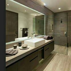 luxury modern bathrooms interior design - Bathroom Designs Kolkata