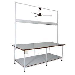 Mild Steel Checking Table with Fan