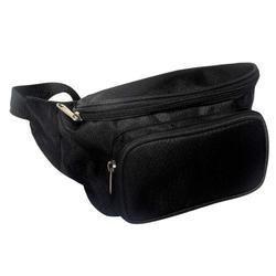 Black Waist Pouch Bag