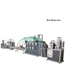 OCEAN EXTRUSIONS PVT LTD BLUE / WHITE Pet Box Strapping Machine Plant, OEPLSBX