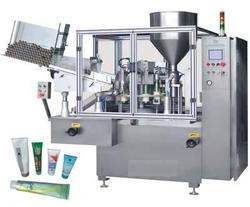 Automatic Tube Sealing Machine