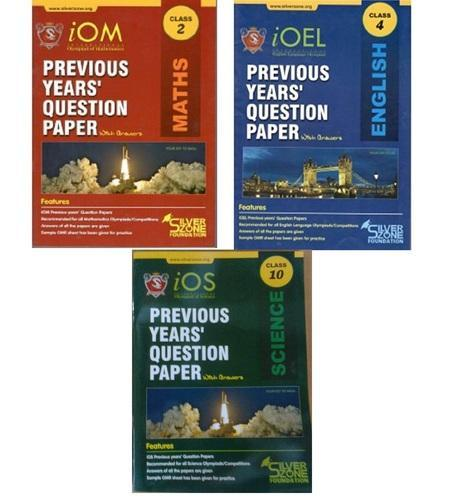 Silverzone Olympiad Guide & Ques Papers - Silverzone