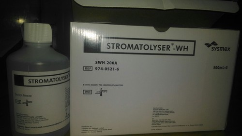 Kết quả hình ảnh cho stromatolyser wh