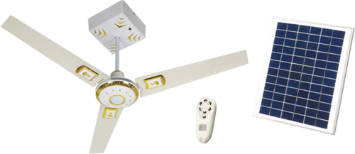 Solar ceiling fan at rs 2200 piece solar powered ceiling fans solar ceiling fan aloadofball Choice Image