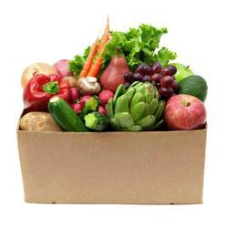 Vegetable Packaging Box