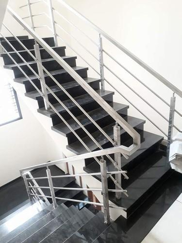 304 Stainless Steel Stair Railing at Rs 550 /feet ...