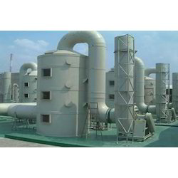 FRP Fume Exhaust System