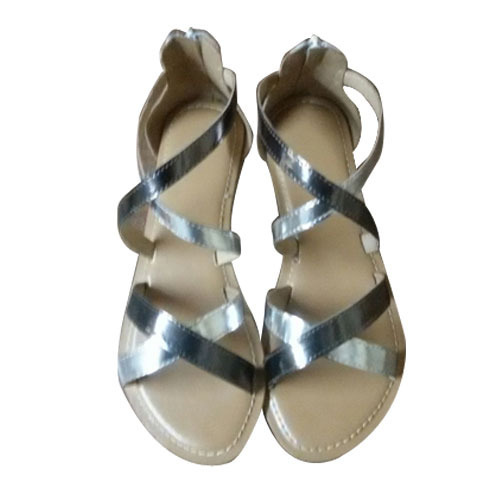 918c37197 Ladies Fancy Leather Sandal at Rs 500  pair