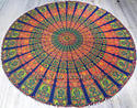 Indian Mandala Hippy Beach Throw Bohemian Tapestry
