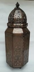 Iron Copper Antique Lantern