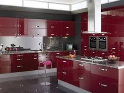 Designer Modular Kitchen Kitchen Designing Services Square