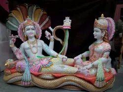 Marble Shyeshshayya Statue