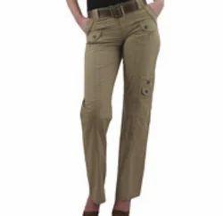 Khakhi Dean Textiles Comfortable Pants