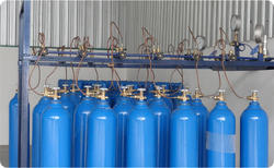 Oxygen Filling Manifold