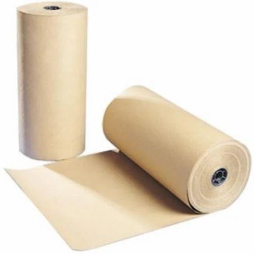 f549535ff5a Brown Kraft Paper Roll at Rs 25  kilogram