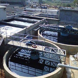 Industry Waste Water Treatment Plant