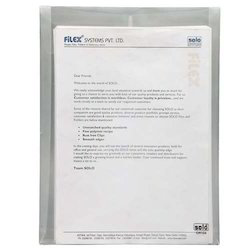 Solo CH 104- A4 Document Envelope (String) White