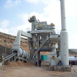 Asphalt Batch Mix Plant for Road Construction