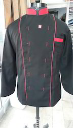 Cotton Black Chief Coat