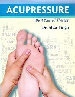 Acupressure Points Book In Hindi