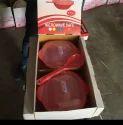 Glossy Plastic Serving Bowl