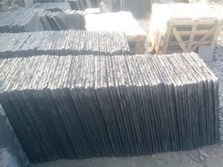Cooler Black Stones Slabs