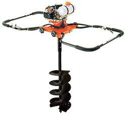 Earth Auger DA300E(H): Hitachi
