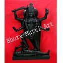 Black Stone Maa Kali Statue